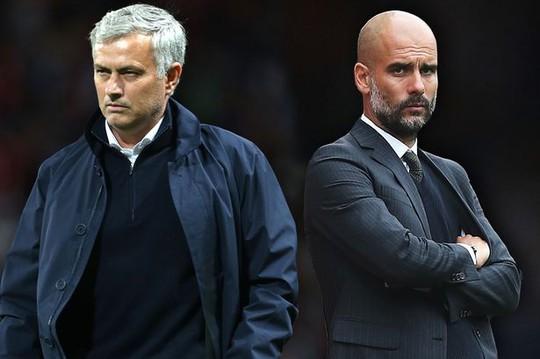 Mourinho - Guardiola, ai sẽ chiến thắng trong trận derby ?