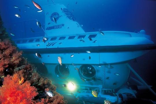 Khám phá đại dương