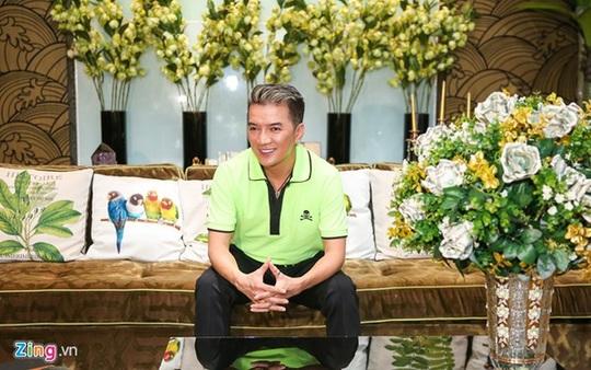 Khám phá biệt thự 3 triệu USD của Đàm Vĩnh Hưng
