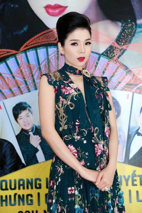 Nữ ca sĩ sẽ có một live concert tri ân khán giả Hà Nội vào 8-3 tại Trung tâm Hội nghị quốc gia