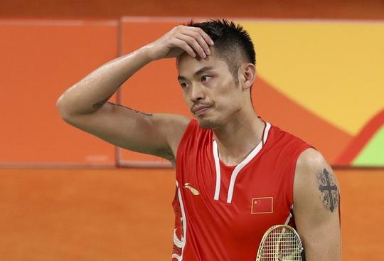 Huyền thoại cầu lông Lin Dan cũng gây thất vọng khi chỉ về thứ 4