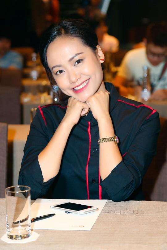 Hồng Ánh chia sẻ dự án phim điện ảnh đầu tay