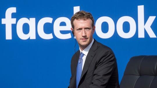 Ông chủ Facebook - Mark Zuckerberg