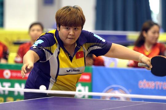 Mỹ Trang giữ được phong độ trong lúc các tay vợt trẻ đã trưởng thành