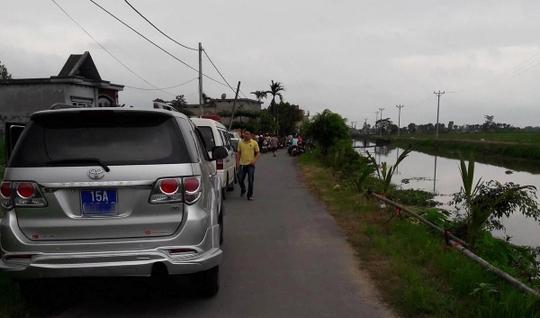 Lực lượng chức năng khẩn trương triển khai điều tra vụ trọng án gây chấn động làng quê