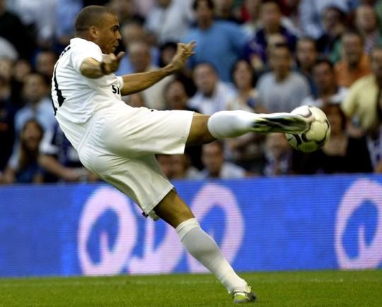Ronaldo ghi 104 bàn sau 177 trận cho Real