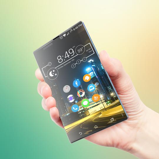 Chiêm ngưỡng concept Nokia Swan do người Việt thiết kế