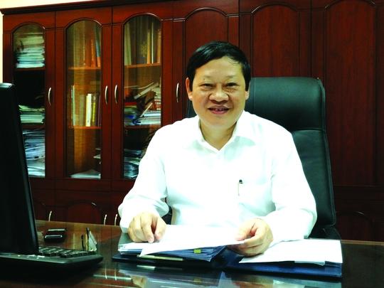 GS Nguyễn Viết Tiến Ảnh: Bích Ngọc