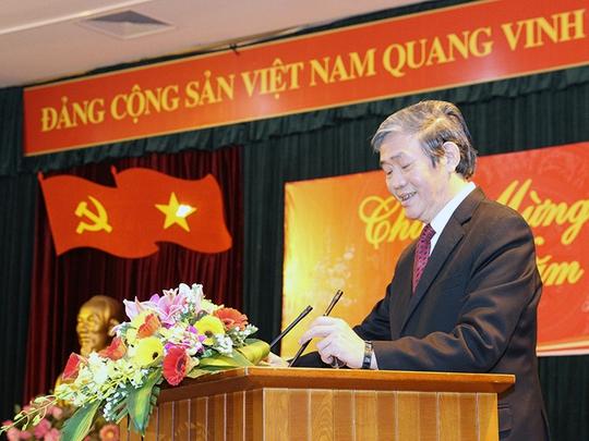 Thường trực Ban Bí thư Đinh Thế Huynh: Quyết định phân công ông Võ Văn Thưởng giữ cương vị Trưởng Ban Tuyên giáo Trung ương để chuẩn bị cho nhiệm kỳ tiếp theo
