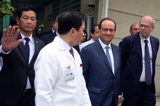 Viện Tim TP HCM là biểu tượng cho sự hợp tác lịch sử của hai nước trong lĩnh vực y tế
