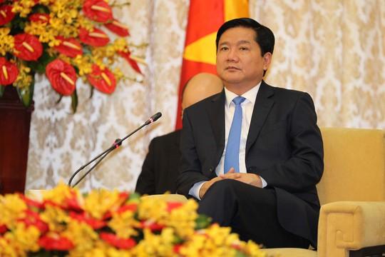 Bí thư Thành ủy Đinh La Thăng