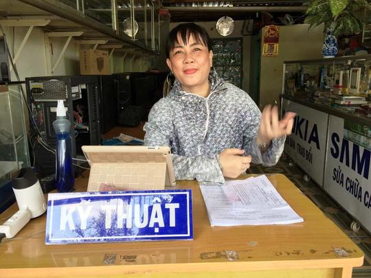 Bà Đỗ Thị Hồng Liễu cho biết sẽ theo đuổi vụ việc đến cùng để đòi bồi thường