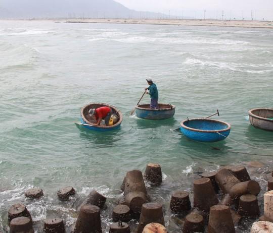 Khu vực cảng Thương Diêm (xã Phước Diêm, Thuận Nam, Ninh Thuận) sẽ nằm trong dự án của Tập đoàn Hoa Sen - Ảnh: TRUNG TÂN