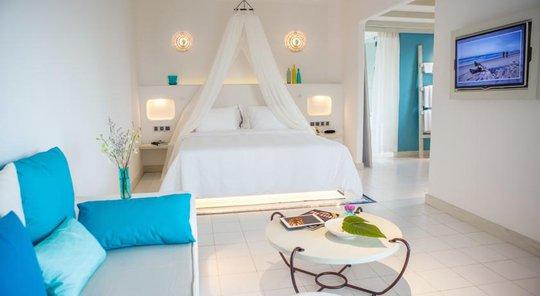 Phòng nghỉ được thiết kế một cách tinh tế. Ảnh: iVIVU.com