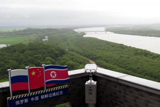 Một quan chức ngoại giao của Triều Tiên ở Nga đào tẩu sang Hàn Quốc cùng gia đình hồi tháng 7. Ảnh: UPI