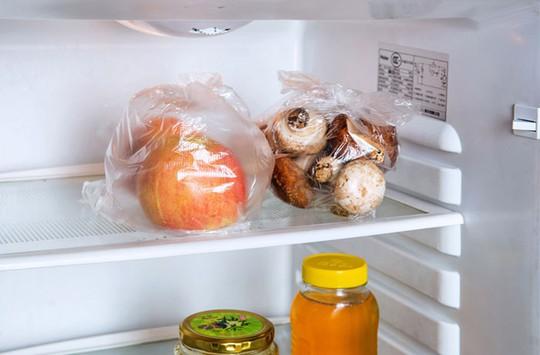 Sản phẩm làm bằng nhựa PE, an toàn với sức khỏe người sử dụng.