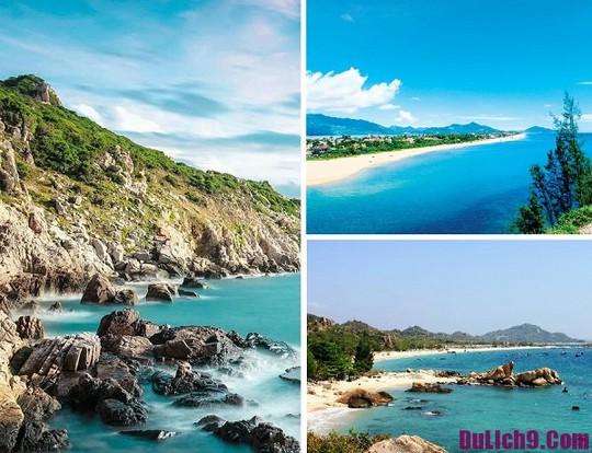 Bãi biển đẹp và sạch sẽ ở miền Trung cho dịp mùng 2-9