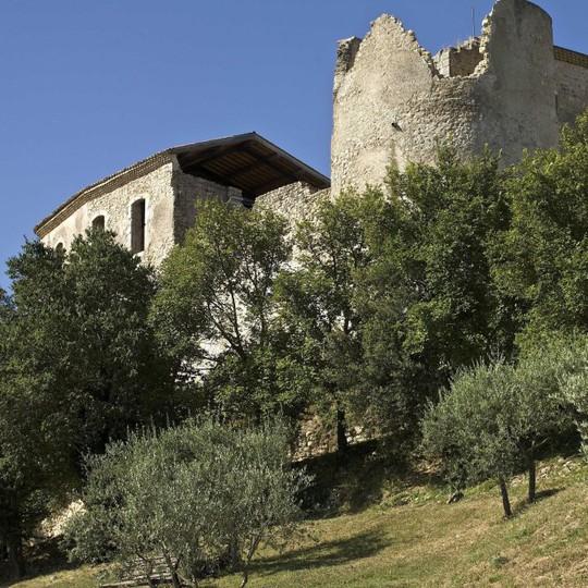 Khu nhà của các Hiệp sĩ dòng Đền tại Gréoux-les-Bains - Ảnh: linternaute