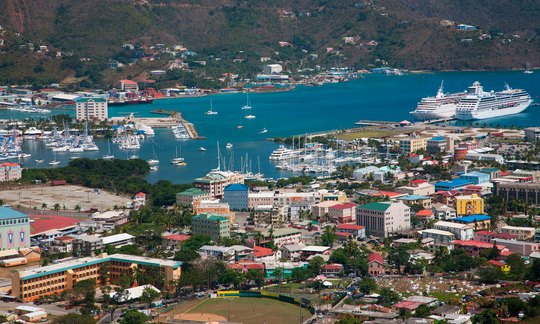 """Quần đảo Virgin thuộc Anh là một trong những """"thiên đường thuế"""" hàng đầuẢnh: NATIONAL GEOGRAPHIC CREATIVE/ALAMY"""