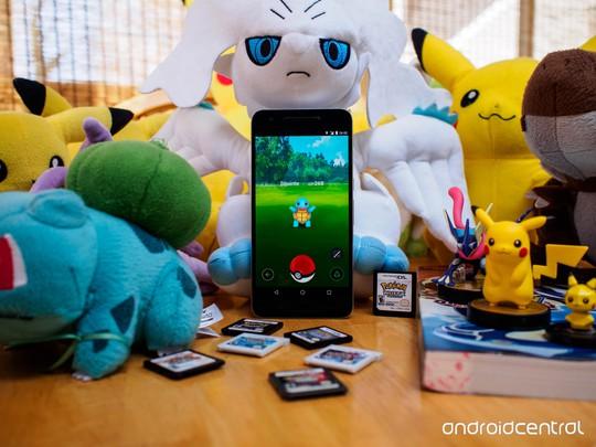 Pokemon Go hoãn phát hành quốc tế vô thời hạn