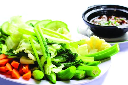 Rau củ quả đóng vai trò quan trọng trong văn hóa ẩm thực Việt Nam