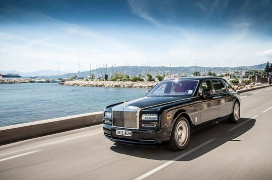 Sau 1-7-2016, thuế suất mới áp cho chiếc Rolls-Royce Phantom này là 150%!
