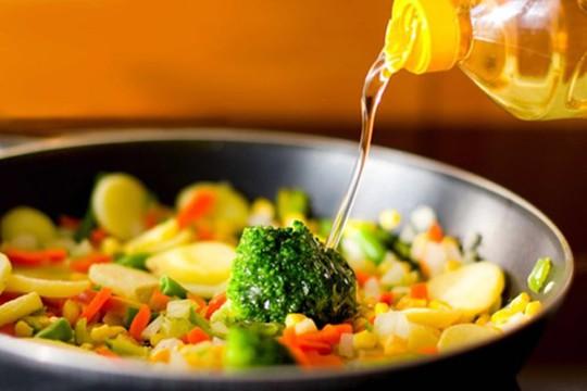 6 sai lầm khi nấu nướng khiến bạn tăng cân