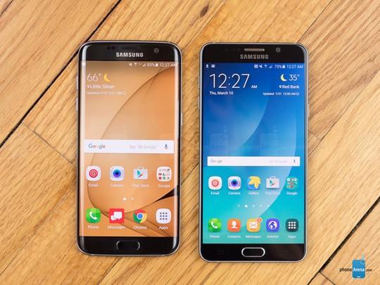 Sẽ không còn nhịp lỗi giữa hai dòng sản phẩm cao cấp nhất từ Samsung. Ảnh: PhoneArena.