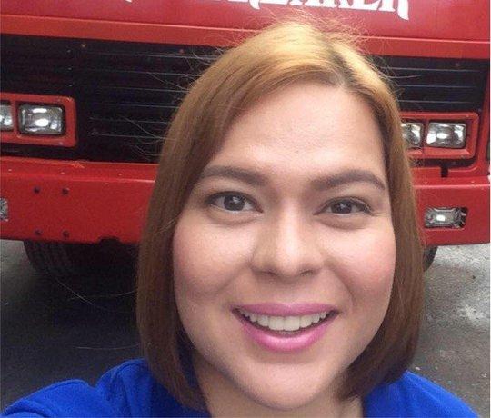 Giấy siêu âm sinh 3 của cô Sara. Ảnh: Davao City Hall
