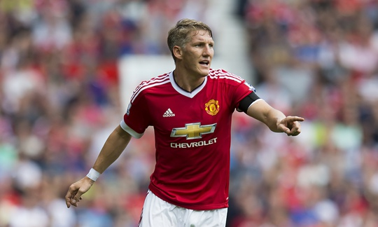 Schweinsteiger vẫn được đăng ký thi đấu ở Giải Ngoại hạng Anh mùa 2016/2017