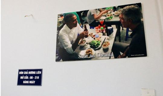 Dùng hình ảnh Obama để quảng cáo vẫn bị xử phạt dù ông không lên tiếng