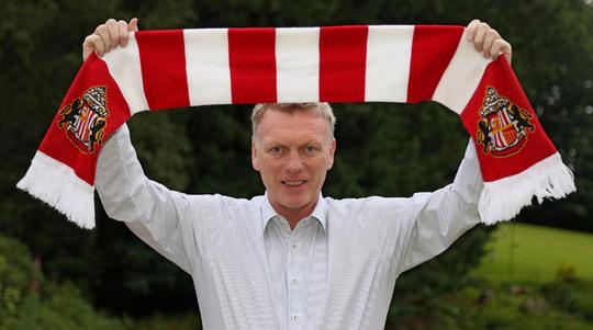 David Moyes ra mắt Sunderland