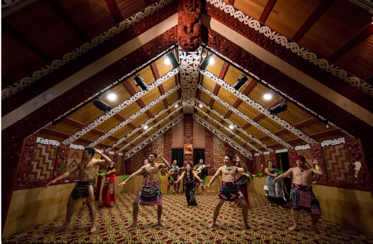 Thân thiện New Zealand