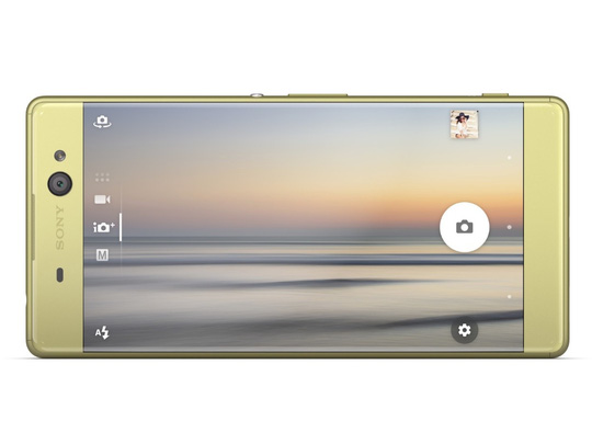 """Sony Xperia XA Ultra """"tự sướng"""" với camera 16MP chống rung"""