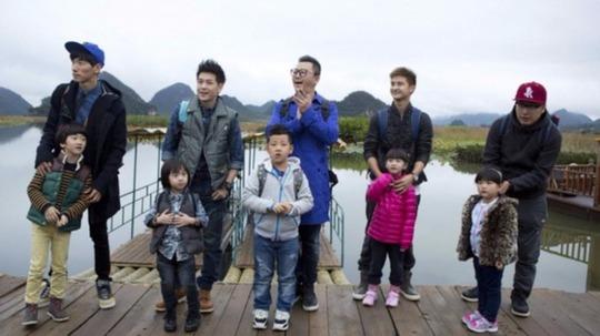 Chương trình Bố ơi, mình đi đâu thế? phiên bản Trung sẽ không xuất hiện trên truyền hình mùa mới