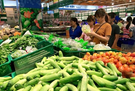 Ăn nhiều trái cây, rau củ có lợi cho sức khỏe làn daẢnh: Hoàng Triều