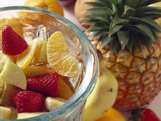 Dùng trái cây giúp giảm nhiều bệnh tật, trong đó có ung thư vúẢnh: HEALTHDAY NEWS