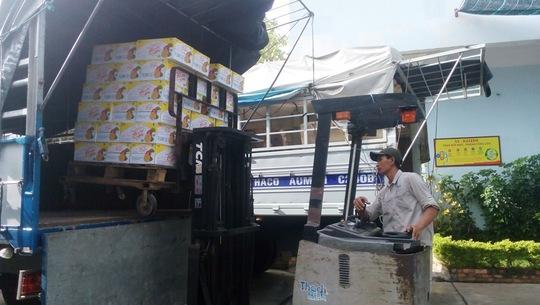 nhà máy nước khoáng Thạch Bích - chi nhánh Công ty CP Đường Quảng Ngãi, đã chính thức tung sản phẩm Nước giải khát Tasty Chanh Leo ra thị trường.