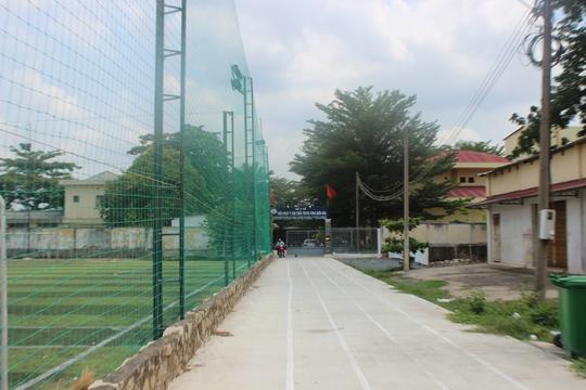 Viện Pháp y tâm thần Trung ương Biên Hòa, nơi xảy ra vụ ẩu đả làm chết 2 bệnh nhân