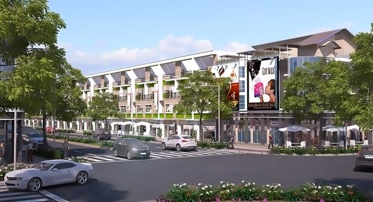 Dự án The Viva City nằm ở vị trí đắc địa của tỉnh Đồng Nai