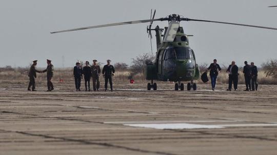 Căn cứ không quân Deveselu ở Romania, nơi kích hoạt lá chắn tên lửa của NATOẢnh: FOX NEWS