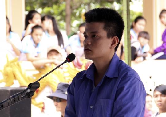 Nguyễn Bá Thọ tại phiên xử lưu động