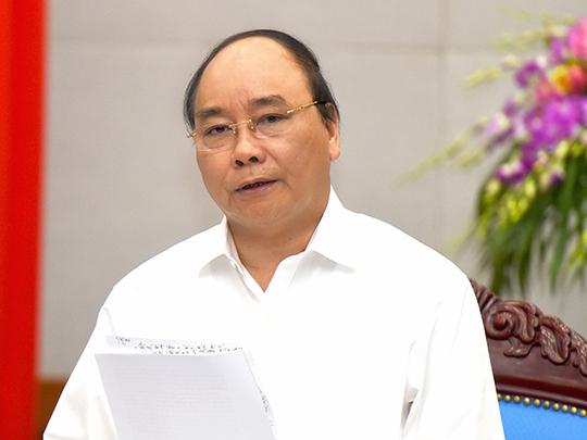 Thủ tướng nhấn mạnh xây dựng một Chính phủ hành động, kiến tạo, liêm chính, phục vụ phát triển, phục vụ nhân dân