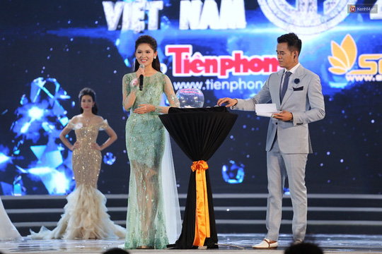 Thuỳ Dung- Á hậu 2 cuộc thi Hoa hậu Việt Nam 2016