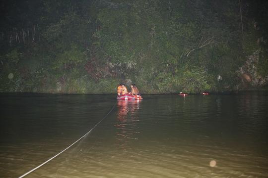 Tìm thấy thi thể 3 nữ sinh viên tình nguyện bị lũ cuốn