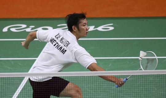 Nguyễn Tiến Minh xuất sắc giành 2 chiến thắng liên tiếp để chuẩn bị quyết đấu Lin Dan vào ngày 14-8