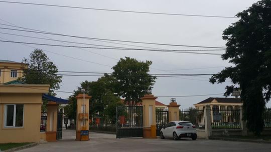 Trại tạm giam Công an tỉnh Nghệ An, nơi giam giữ các phạm nhân trốn trại
