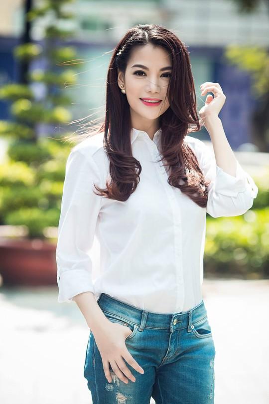 Diễn viên Trương Ngọc Ánh sẽ đồng hành cùng với diễn viên Chi Bảo trong hành trình xuyên Việt này