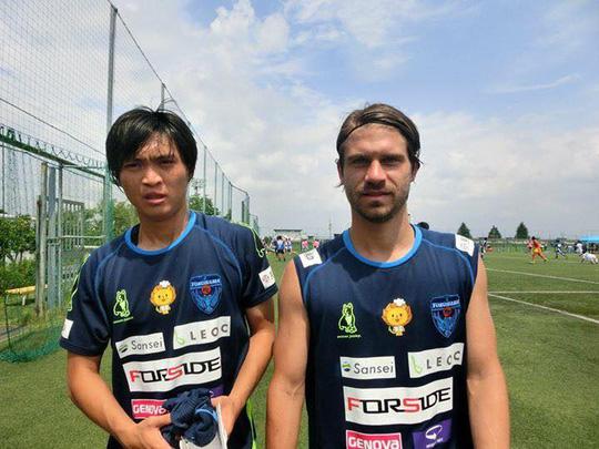 Tuấn Anh sẽ trở về Việt Nam sau khi hết hợp đồng với Yokohama FC
