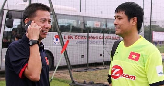 HLV Hoàng Anh Tuấn sẽ tạm thay HLV Hữu Thắng dẫn dắt đội tuyển U23 Việt Nam